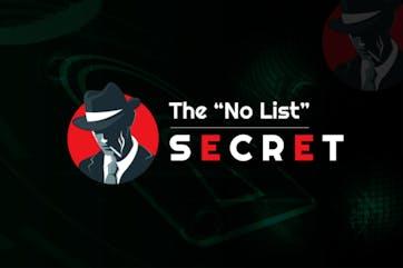 """The """"No List"""" Secret - feature"""