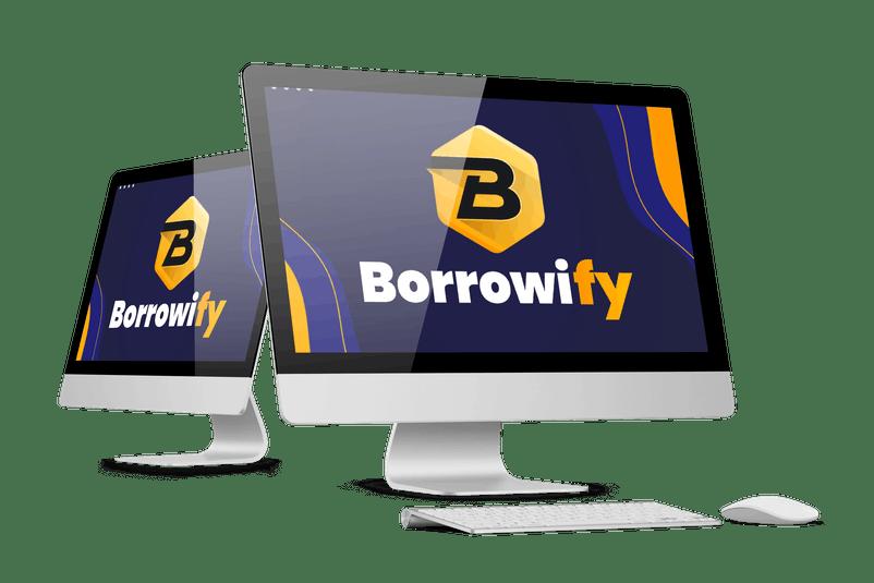 Borrowify Review: OTO's & Info 1
