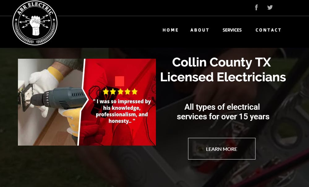 Terrific Abr Electric Mckinney Tx Electricians Wiring Cloud Oideiuggs Outletorg